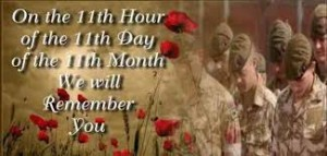 remembrance day blog